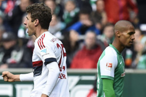 The Bavaria Buat Sejarah Baru di Bundesliga