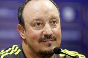 Rafael Benitez puas dengan performa anak asuhnya