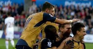 Arsenal Tak Menyerah Kejar Tiket Babak 16 Besar UCL
