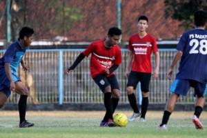 Bali United Menjajal Uji Coba Dengan Bali United U-21