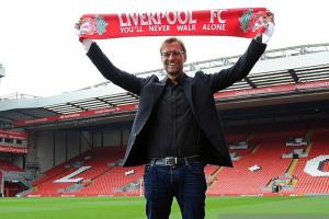 Comeback Liverpool Terinspirasi Oleh Klopp