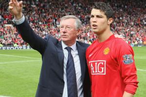 Ronaldo : Karena Ferguson saya mantap pindah ke Manchester United