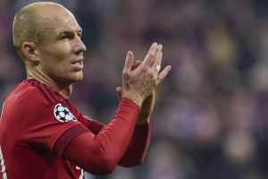 MU Bakal Kejar Arjen Robben Pada Januari