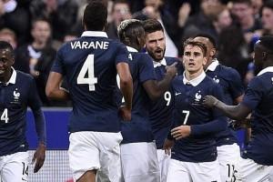 Prancis Sukses Kalahkan Jerman 2-0