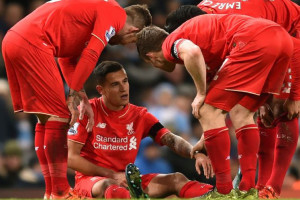 Sang Manajer Khawatirkan Cedera Philippe Coutinho