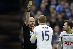 Spurs Tim Paling 'Sering' Lakukan Pelanggaran