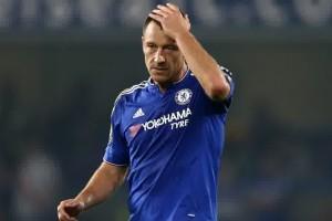 Terry Cedera, Mourinho Keluhkan Kondisi Lapangan