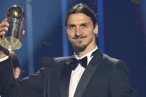 Zlatan Ibrahimovic Menangkan Ballon d'Or ke-10 Swedia