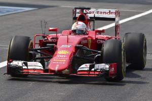 Ecclestone: Saya Senang Lihat Kebangkitan Ferrari