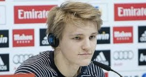 Odegaard pertimbangkan masa depannya di Real Madrid