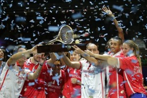 Stanislas Wawrinka Sukses Membawa Timnya Juarai International Premier League Title