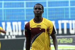 Abdoulaye Maiga Pamit Dari Sriwijaya FC