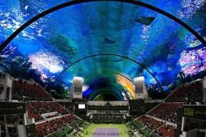 Lapangan Tenis di Dasar Laut Akan Dibangun Oleh Negara Dubai