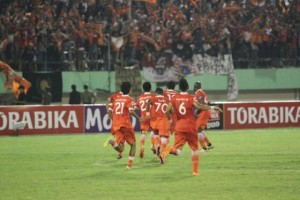 Persija Tetap Gagal ke Semifinal Meski Sukses Kalahkan Semen Padang