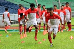 Skuad Persija Memfokuskan Kebugaran Untuk Menghadapi Lanjutan Piala Jensud
