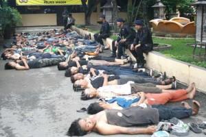 Kapolsek Pujon AKP Pujiono : Tuntaskan Tragedi Sragen