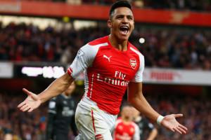 Absennya Sanchez Jadi Tantangan Buat Arsenal