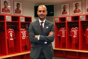 Agen Sebut Guardiola Belum Dikontak PSG