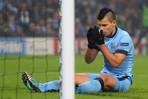 Aguero Berharap Man City Melaju Jauh di Liga Champions