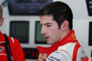 Alexander Rossi Jajal Mobil F1