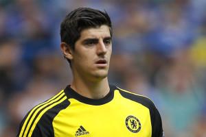 Demi Madrid, Courtois Rela Tinggalkan Chelsea