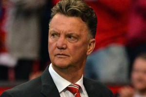 Louis Van Gaal Keluhkan Kondisi Stadion Stoke City
