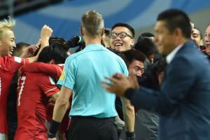 Misi Besar Guangzhou Kala Bersua Barcelona