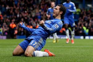 Pelatih Chelsea Sebut Penurunan Performa Hazard Wajar