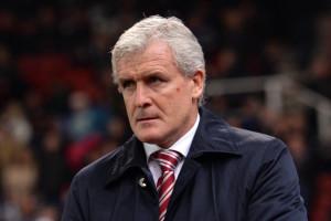 Pelatih Stoke Katakan Van Gaal Tak Kebal dari Pemecatan
