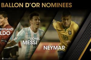 Ronaldinho: Tak Ada Pemain Favorit di Ballon d'Or