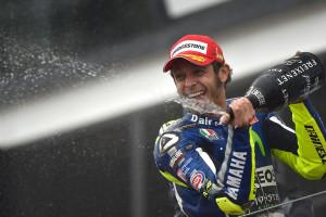 Rossi Berpotensi Pecahkan Rekor di Balapan MotoGP 2016