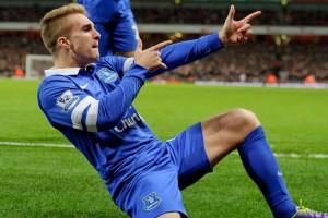 Sulit Sukses di Barcelona, Deulofeu Semangat Bersama Everton
