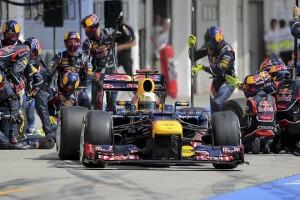 Tim Red Bull Berharap Amankan Mesin Alternatif untuk 2017