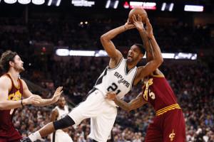 Duncan Disimpan Saat Laga Golden State Warriors Kontra San Antonio Spurs