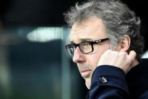 Laurent Blanc Memuji Permainan PSG Namun Tak Mau Komentar Mengenai Cavani