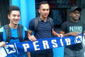 Kim Kurniawan, David Laly, dan Rahmat Hidayat Resmi Gabung Ke Persib