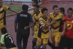 Pemain Mitra Kukar Jalani Recovery Setelah Berhasil Menang Jalani Laga Semi Final