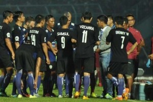 Pelatih Arema Menilai Jika Di PJS, Mitra Kukar Berkembang Pesat