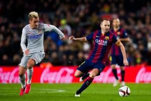 Barcelona Bisa Tinggalkan Atletico Madrid