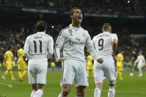 Real Madrid Jadi Tim Paling Subur di Eropa Tengah Musim Ini