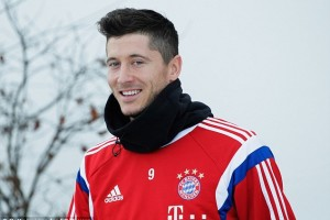 Robert Lewandowski Yakin Jika City, Chelsea Atau MU Tak Bisa Saingi Muenchen