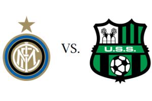 Susunan Pemain Inter Milan vs Sassuolo