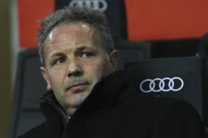 Pelatih AC Milan Senang Meski Timnya Hanya Dapat Hasil Imbang
