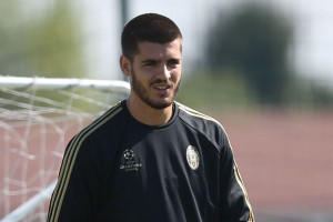 Arsenal Siap Boyong Morata Dari Juventus