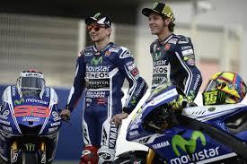 Di Mata Yamaha Lorenzo dan Rossi Sama