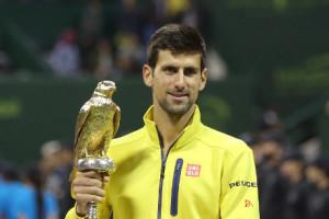 Djokovic Awali 2016 dengan Gelar Juara di Doha