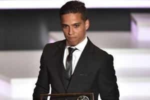Wendell Lira Raih FIFA Puskas Award 2015
