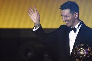 Gerrard : Messi Terbaik Sepanjang Masa