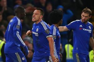 Gol Terry Selamatkan Chelsea Dari Kekalahan