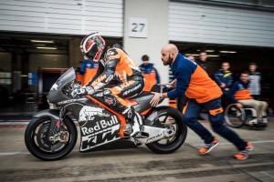 KTM Ikuti Balapan MotoGP di Austria